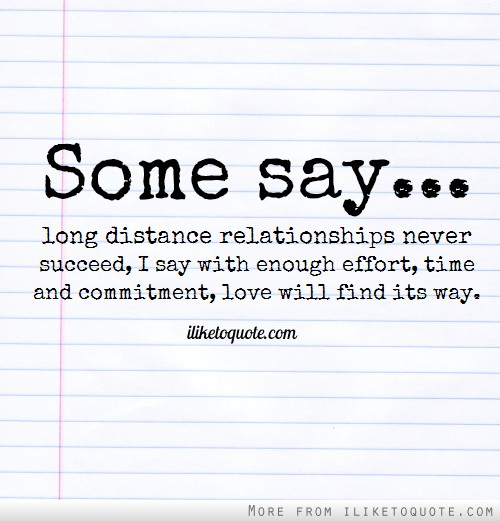 How Make A Long Distance Relationship Work