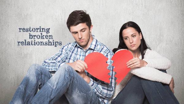 Restore-Broken-Relationship