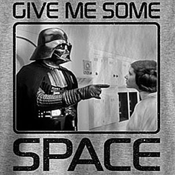 give-space